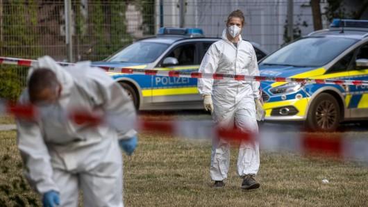 Duisburg: Im Kantpark kam es zu tödlichen Messerstichen.