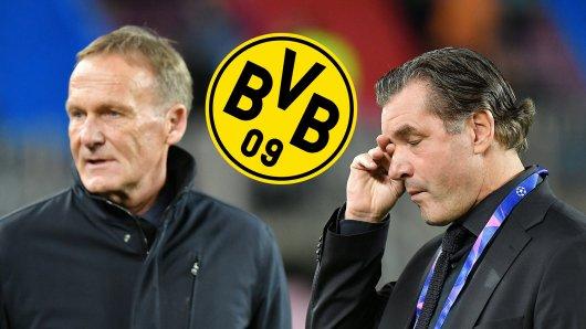 Auch Borussia Dortmund macht momentan schwierige Zeiten durch.