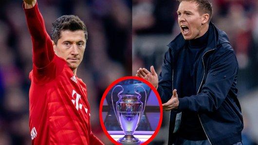 Champions League Auslosung im Live-Ticker: RB Leipzig trifft auf Madrid, die Bayern könnten es mit Barca zu tun bekommen.