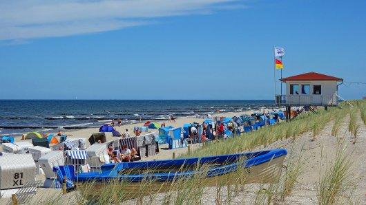Den Urlaub an der Ostsee auf Usedom hatte sich eine Familie aus Berlin sicher anders vorgestellt.