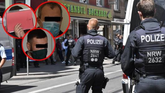 Duisburg: Drei Männer stehen wegen Drogenhandel im großen Stil vor Gericht. Sie sind Teil einer Bande.