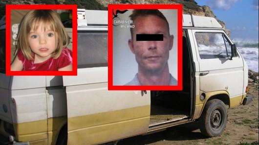 Maddie McCann: Christian B. steht unter Mordverdacht. Zuletzt gab es in Portugal Suchen in Brunnen. Ohne Ergebnis.