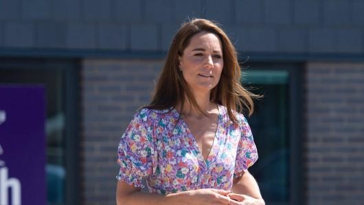 Kate Middleton ist die Erziehung ihrer Kinder sehr wichtig.