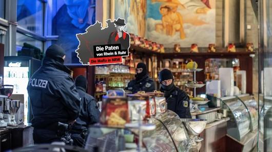 Mafia in NRW: Die 'Ndrangheta operiert aus verschiedenen Stützpunkten heraus in Nordrhein-Westfalen.