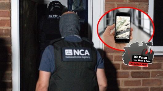 WhatsApp der Verbrecher: Auch eine mutmaßliche Mafia-Bande aus NRW griff auf diesen Dienst zurück.
