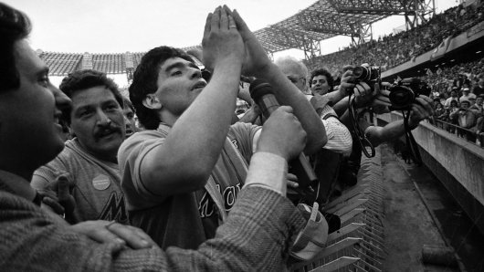 Diego Armando Maradona starb im Alter von 60 Jahren.