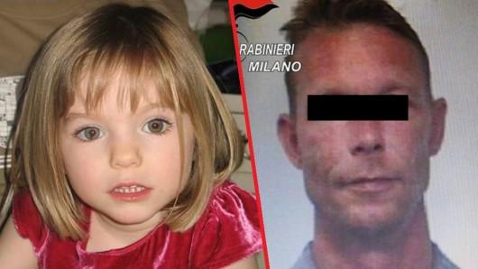 Wer hat Maddie McCann getötet? Als Hauptverdächtiger gilt Christian B.
