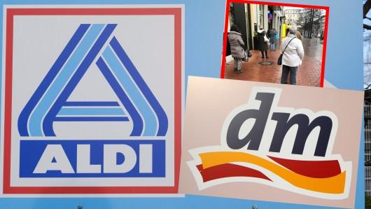 Aldi, dm und Co.: Corona-Selbsttests sind weiter Mangelware!