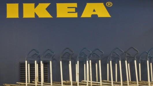 In einem Ikea-Lager in Dortmund hat es einen größeren Corona-Ausbruch im März gegeben. (Symbolbild)
