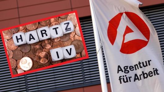 Eine Empfängerin von Hartz 4 in Düsseldorf wähnte sich zuletzt in einem schlechten Film.