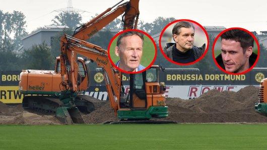 Borussia Dortmund: Es bleiben einige Baustellen für die kommende Saison.