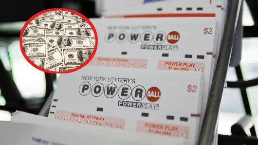 Lotto: Anonymer Spieler gewinnt Millionen - jetzt passieren im Städtchen seltsame Dinge.