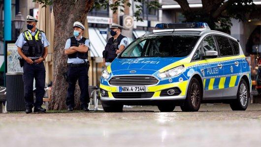 Corona in NRW: Die Polizei stellt sicher, dass alle Bürgerinnen und Bürger sich an die geltenden Regeln halten.