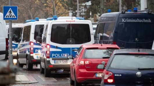 Die Berliner Polizei ermittelte in dieser Woche wegen Betrugs in Corona-Testzentren. (Symbolbild)