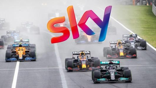 Seit diesem Jahr läuft die Formel 1 exklusiv live bei Sky.