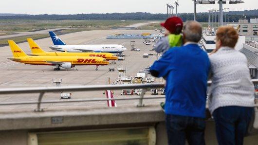 Flughafen Düsseldorf: Passagier macht irreführende Feststellung (Symbolbild).