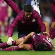 Nicht schon wieder: Bei seiner Startelf-Rückkehr verletzte sich Ilkay Gündogan erneut am Knie.