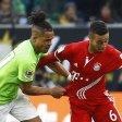 Daniel Didavi und der VfL Wolfsburg treffen auf Thaigo und den FC Bayern.