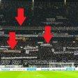 Rund um das Spiel zwischen Frankfurt und Leipzig gab es heftige Fanproteste.