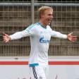 Florian Krüger ist eines der großen Stürmertalente in der A-Jugend des FC Schalke 04.