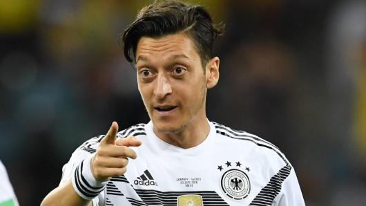 Mesut Özil will beim FC Arsenal wieder so richtig durchstarten.
