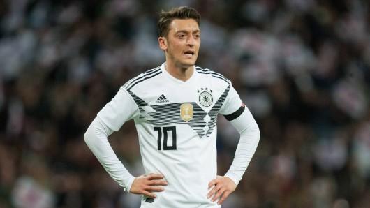 Mesut Özil kritisierte den DFB. Nun antwortete der Verband.