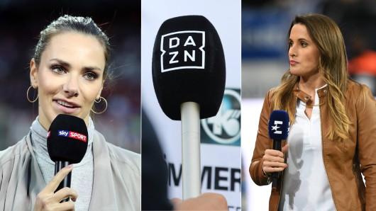 Sky, DAZN, Eurosport: Wenn du alle Spiele gucken möchtest, musst du tief in die Tasche greifen.