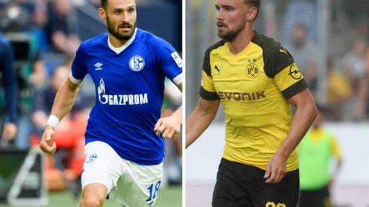 Die Trikots von Borussia Dortmund und dem FC Schalke 04 kamen bei der Jury nicht besonders gut an.