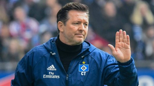 Christian Titz wurde beim Hamburger SV entlassen.