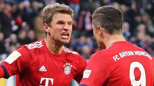 Hertha - Bayern im Live-Ticker: Hier gibt's alle Infos!