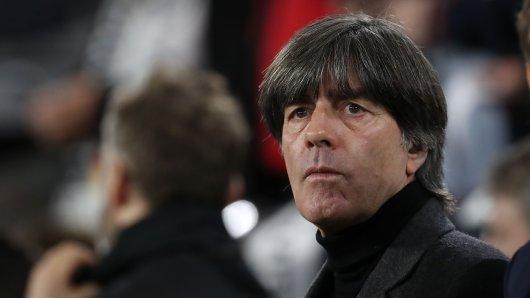Kann Bundestrainer Jogi Löw seine Mannschaft in die Erfolgsspur zurückführen?