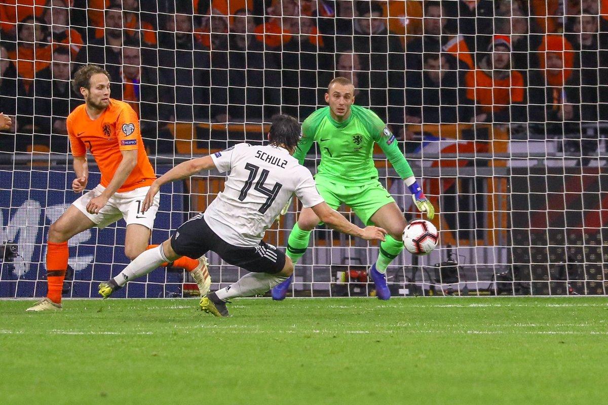 Niederlande Deutschland Dfb Elf Mit Last Minute Sieg