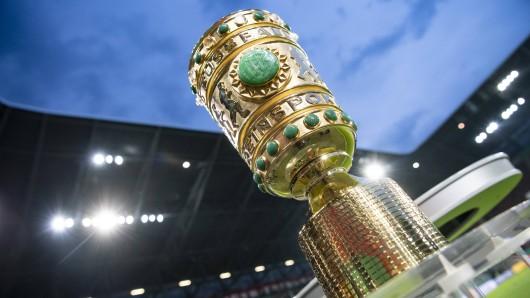 DFB-Pokal Auslosung: Wer trifft im Halbfinale auf wen?