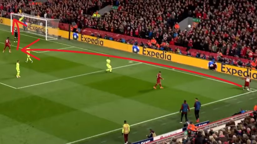 Liverpool Ecken Trick