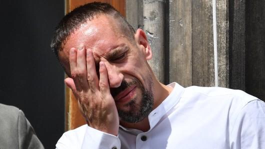 Die Meistrfeier des FC Bayern verkam am Sonntag zur Farce.