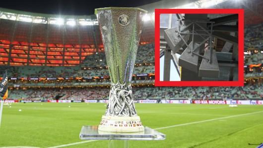 Das Finale der Europa League zwischen dem FC Chelsea und FC Arsenal wurde von vielen Negativ-Schlagzeilen überschattet.