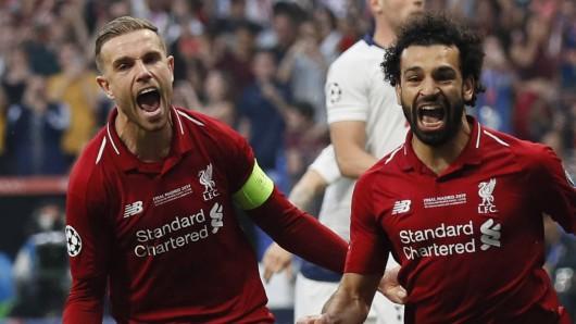Liverpool bezwang Tottenham in einem spannenden Champions-League-Finale.
