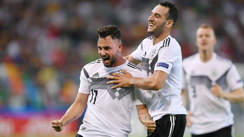 U21 Em Deutschland Serbien Im Live Ticker Gala