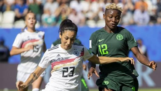 Frauen WM: Deutschland gegen Nigeria im Live-Ticker.