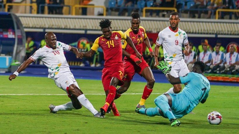 Afrika Cup Qualifikation 2021 Live