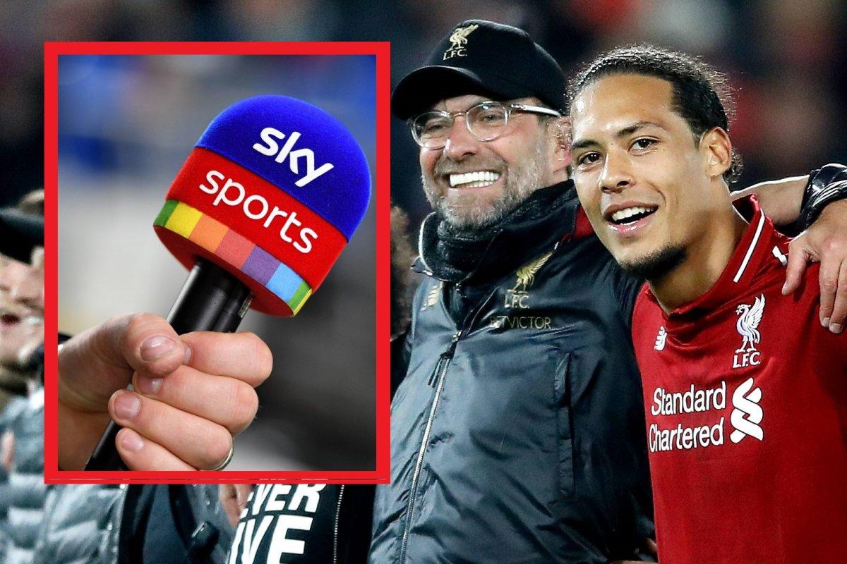 Sky Diese Neuerung Des Tv Senders Wird Alle Fussballfans
