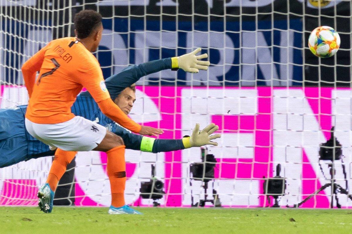Deutschland Niederlande Im Live Ticker Holland Gewinnt