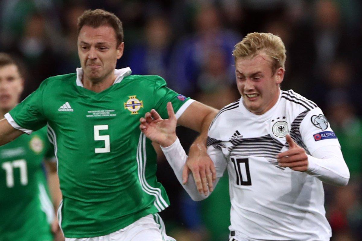 Nordirland Deutschland Irrer Fight Hier Alle Highlights