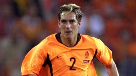 Fernando Ricksen lief zwölf Mal für die niederländische Nationalmannschaft auf.