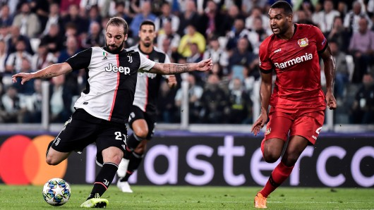 Juventus Turin - Bayer Leverusen im Live-Ticker: Hier gibt's alle Infos zur Champions League!
