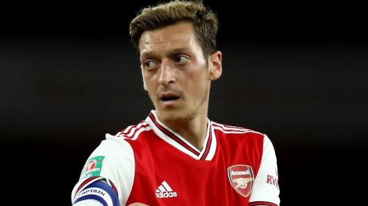 Mesut Özil durchlebt beim FC Arsenal momentan eine schwierige Zeit.