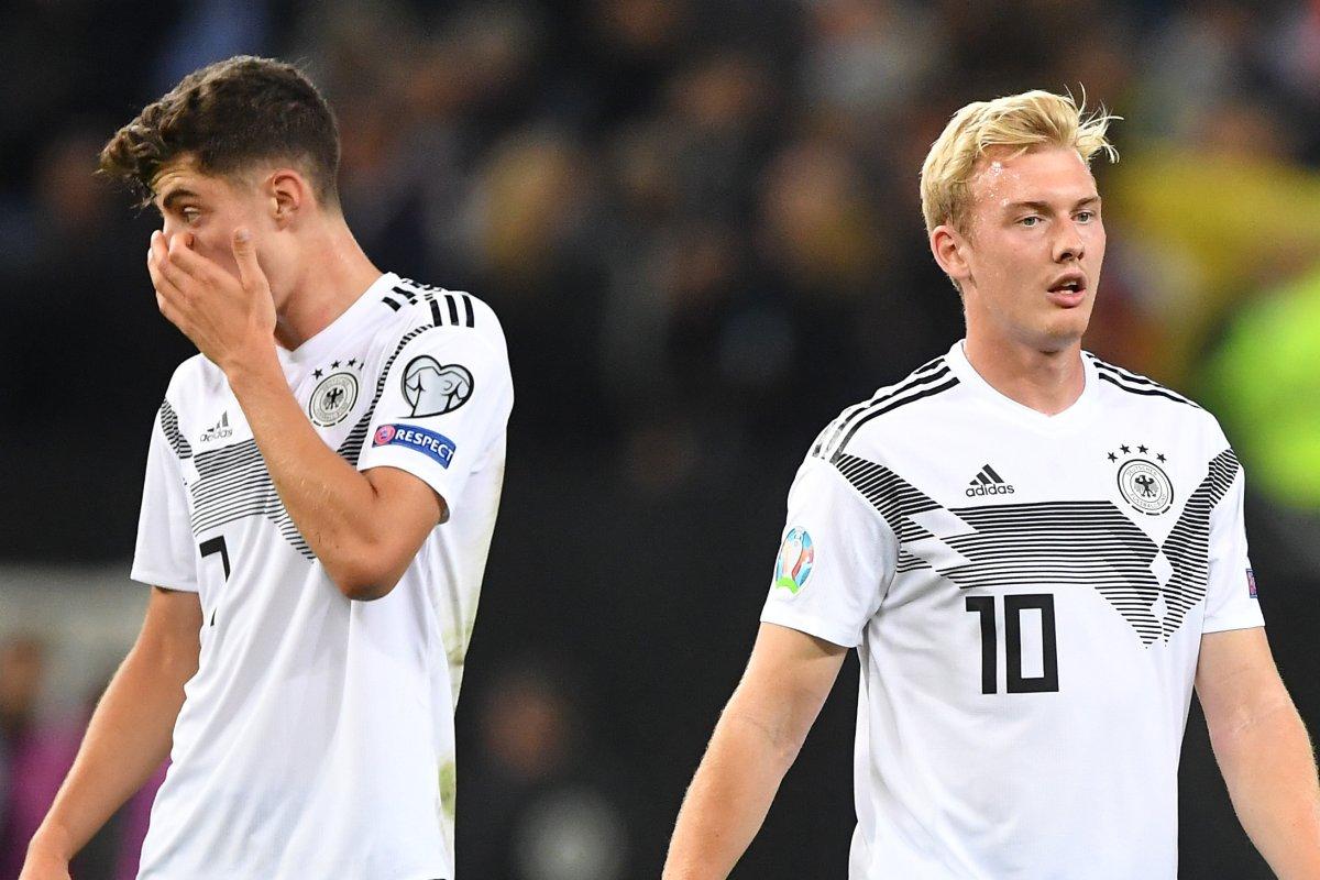 Deutschland Argentinien Bitter Dfb Team Vollig Geschockt