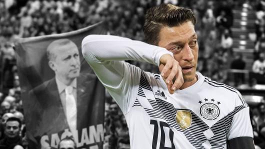 Mesut Özil hat in einem großen Interview zum riesigen Rundumschlag ausgeholt.