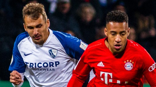 VfL Bochum - FC Bayern München: Am Dienstagabend kam es im DFB-Pokal zum Duell.