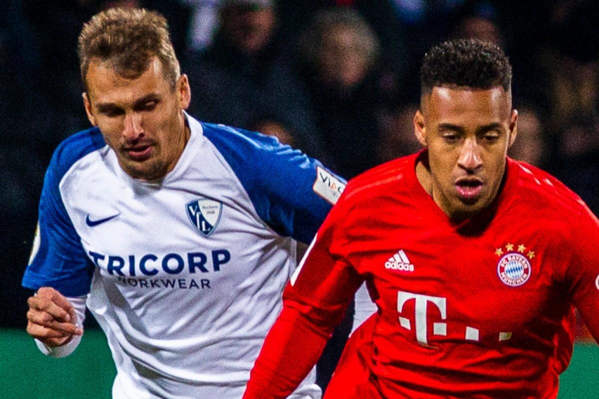 Bochum Bayern Munchen Irrer Pokal Krimi Hier Alle